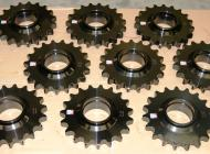 In our workshops are made Contra CRS sprockets of various sizes but only one quality