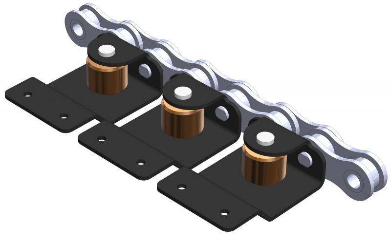 výroba tyčinek řetěz