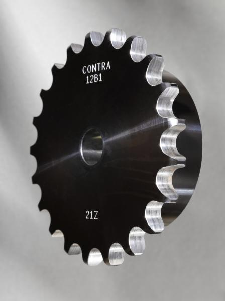 CRS sprockets for your chain transmission