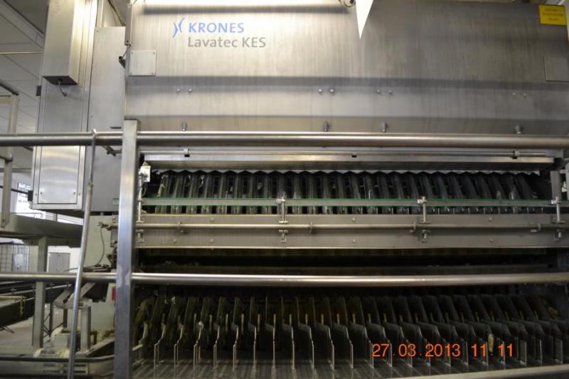 řetězy pro mycí linky Krones, Klinger nebo Simonazzi.