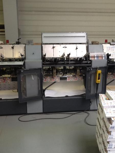 Dodáváme řetězy pro tiskařské stroje Heidelberg